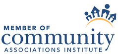 Proud Member of Community Associations Institute